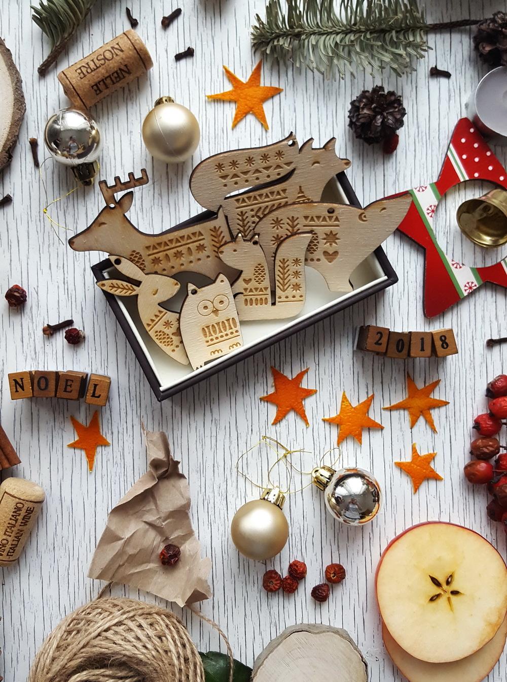 Новогодние игрушки | Xmas tree decoration - art project at leffka.ru