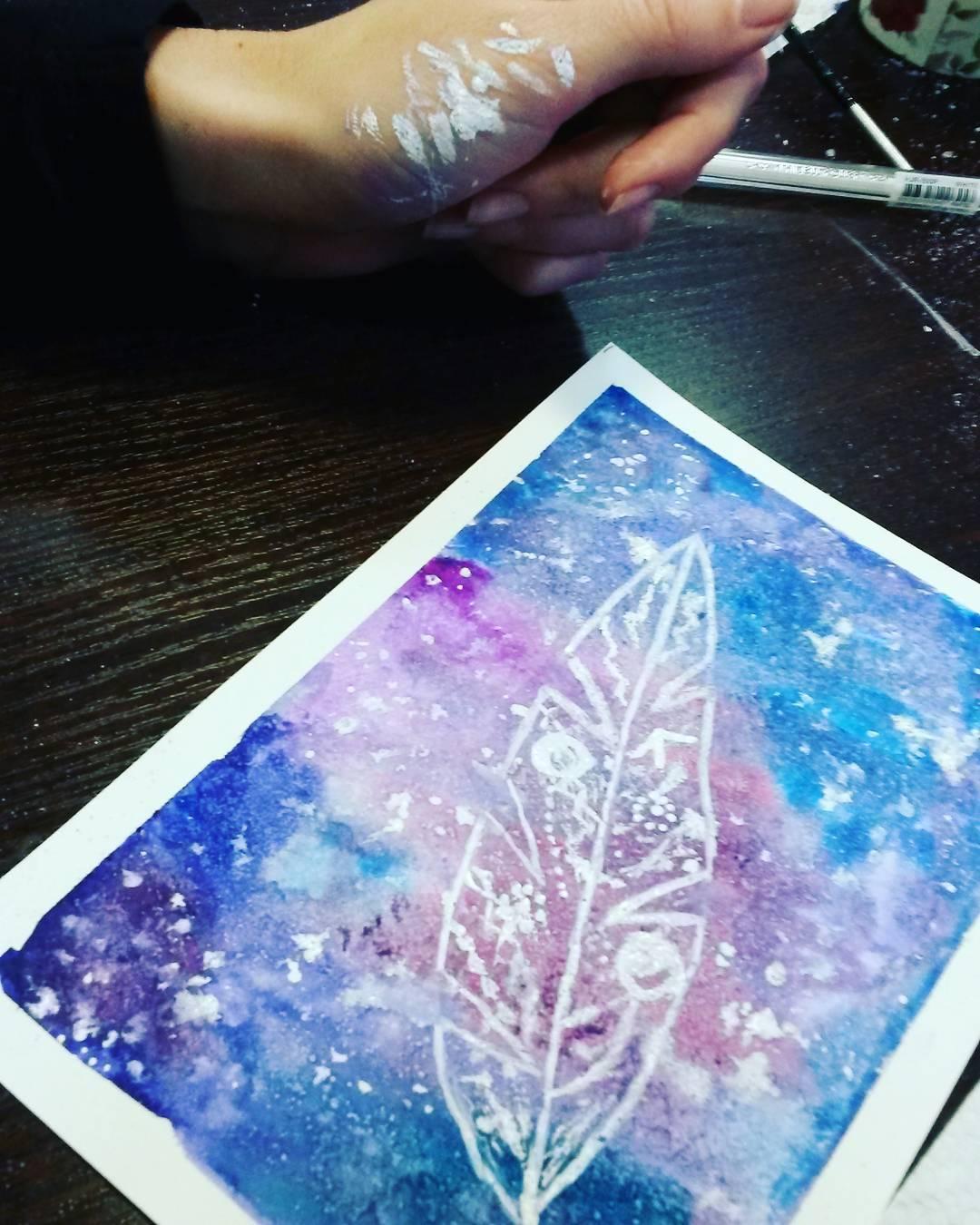 Анна Поповская - художник, дизайнер и сладкоежка. Интервью на leffka.ru
